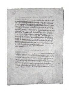 Statuto della Compagnia dei Lombardi del 1287 (Archivio di Stato di Bologna)
