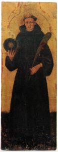 San Nicola da Tolentino ? (Giovanni da Modena)