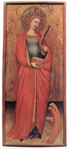 Santa Caterina d'Alessandria (Simone dei Crocifissi)