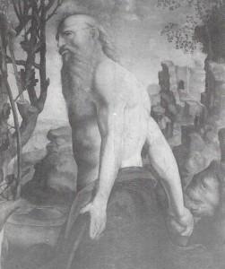 San Girolamo (Pittore romagnolo dell'inizio del XVI secolo)